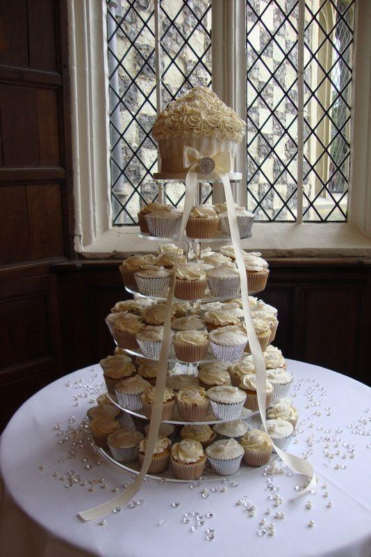 Wedding Cupcakes Cupcake Towers Designer Kent Essex East Sussex Surrey And SE London