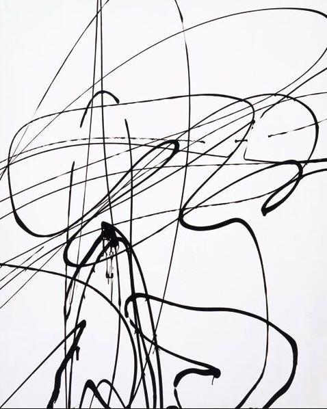 Abstract art, interiors, freedom, INIGOSCOUT.com Hans Hartung