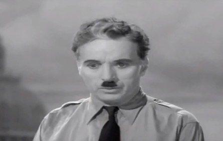 Chaplins zeitlose Rede an die Menschheit