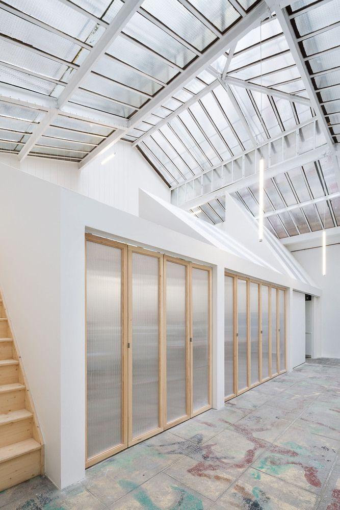 Light Folds / WY-TO Architects