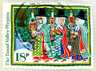 wales christmas traditions | Plygain is a Welsh Christmas custom.