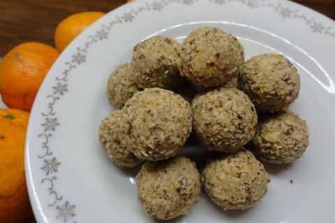Jak upéct ořechové cukroví pro diabetiky | recept