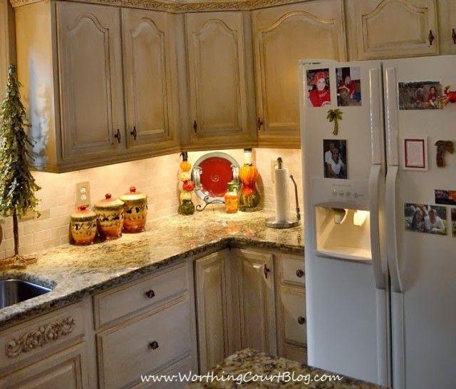 Paint Existing Kitchen Cabinets: 28 Best Kitchen Ideas Images On Pinterest