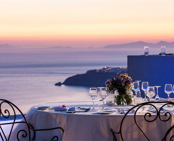 Relais & Châteaux Restaurant Santorini   Gourmet Restaurant Santorini   Dinner Restaurants Santorini