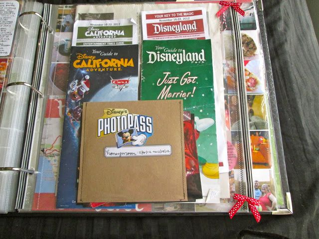 Your Girl For All Seasonings: Project Life Update {3}: Capturing Disney Magic
