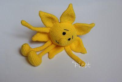 Picot - z miłości do rękodzieła: Podaruj mi trochę słońca