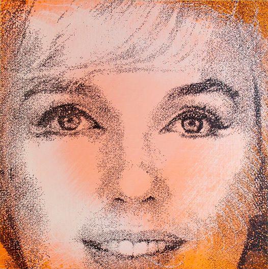 Sneak peek_05 Ivar Kaasik, Marilyn 2013, Öl auf Leinwand Oil on canvas, 150 x 150