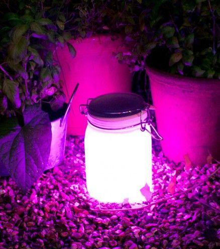 25 best ideas about lampe solaire jardin sur pinterest - Fabriquer luminaire exterieur ...