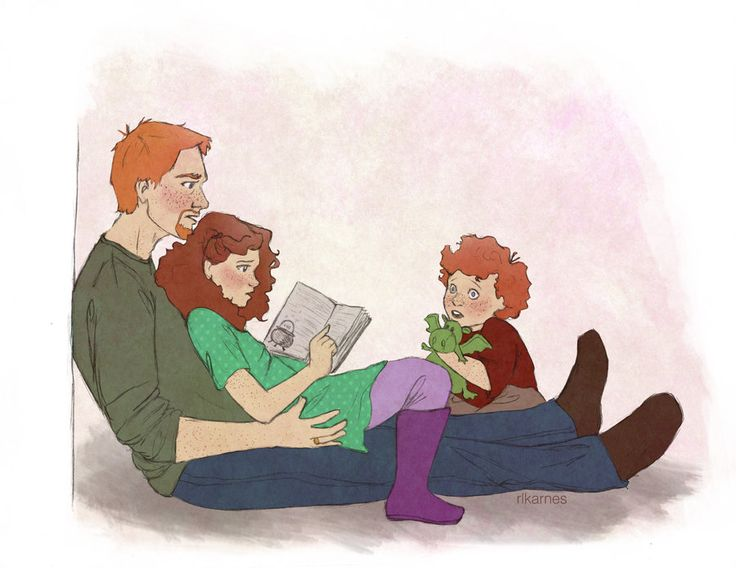 Harry Potter - Ron Weasley x Hermione Granger - Romione