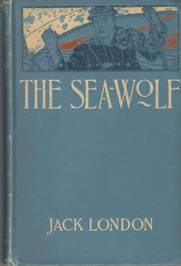 73. [THE SEA WOLF] The fascinating tale of a wealthy man, Humphrey Van Wheydon, who is cast into the sea when his ship collides with another in a heavy fog. The man is eventually rescued by a seal hunting expedition, the captain of which is a brutal man called the Sea Wolf who decides to keep Van Wheydon on board as a servant. An adventure story on the surface, this story provides critical insight into man's inhumanity to man upon closer examination.