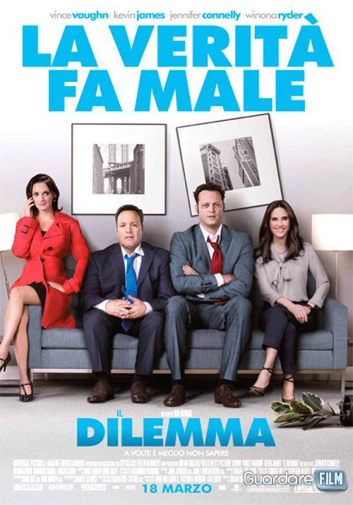 Il dilemma - La verita' fa male Streaming (2011) ITA Gratis: http://www.guardarefilm.tv/streaming-film/8877-il-dilemma-la-verita-fa-male-2011.html