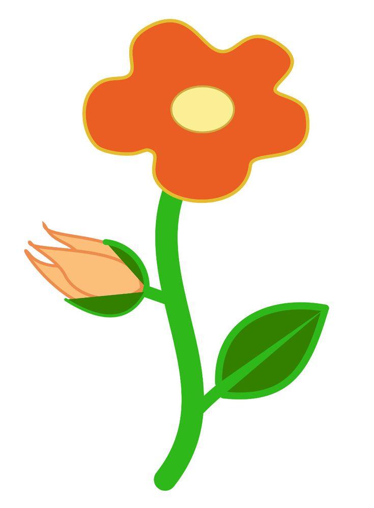 картинки цветов нарисовать детям образец состаривался течение