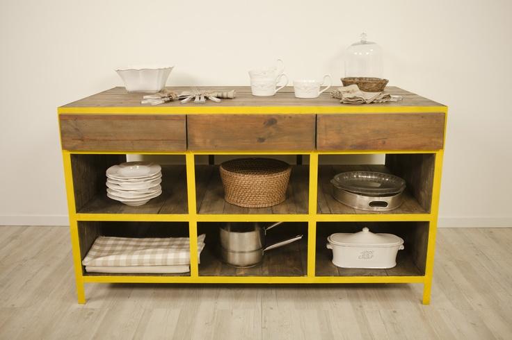 10 best con material de derribo images on pinterest recycling atelier and furniture - Muebles de derribo ...