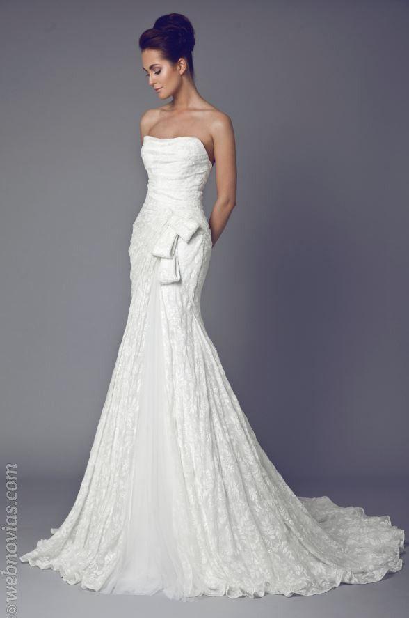 45 best Boda - Vestidos images on Pinterest | Short wedding gowns ...