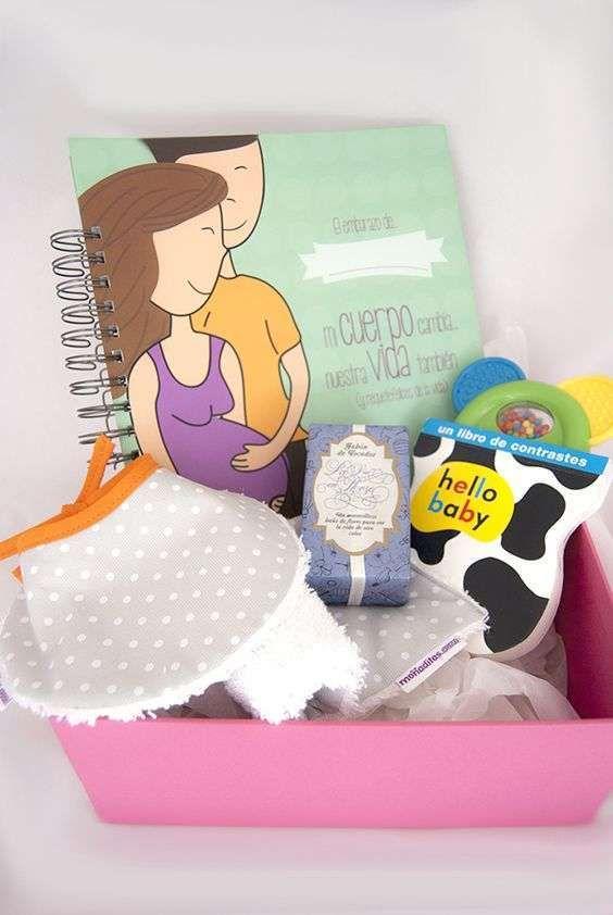 Regalos para embarazadas: fotos ideas - Pack regalos para embarazadas