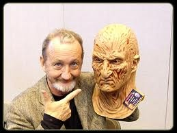 Loved the Freddy Kruger movies. Who else??