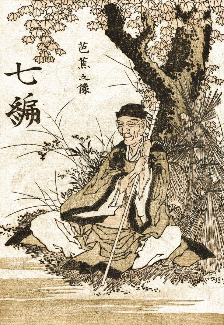 Não siga as pegadas dos antigos, procure o que eles procuravam. (Matsuo Bashô)