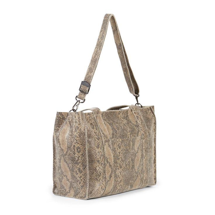 Kipling Snake Skin Style Bag