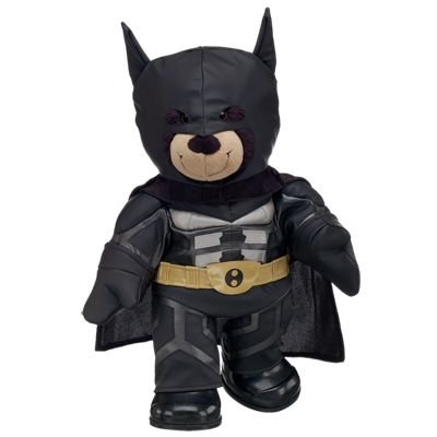Batman™ Midnight Teddy - Build-A-Bear Workshop US $38.50