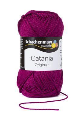 Motek: 125 m/50 g Wysokiej jakości włóczka marki Catania Skład włóczki: 100%…