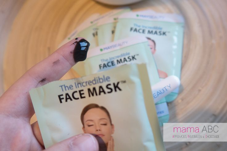 Review van The Incredible Face Mask van MayBeauty. Een gezichtsmasker dat een diepreinigende werking heeft, ik testte het uit. Lees mijn bevindingen. Er is ook een kortingscode van 30%!  Nu op mijn blog.  https://mamaabc.be/gezichtsmasker-maybeauty-review/