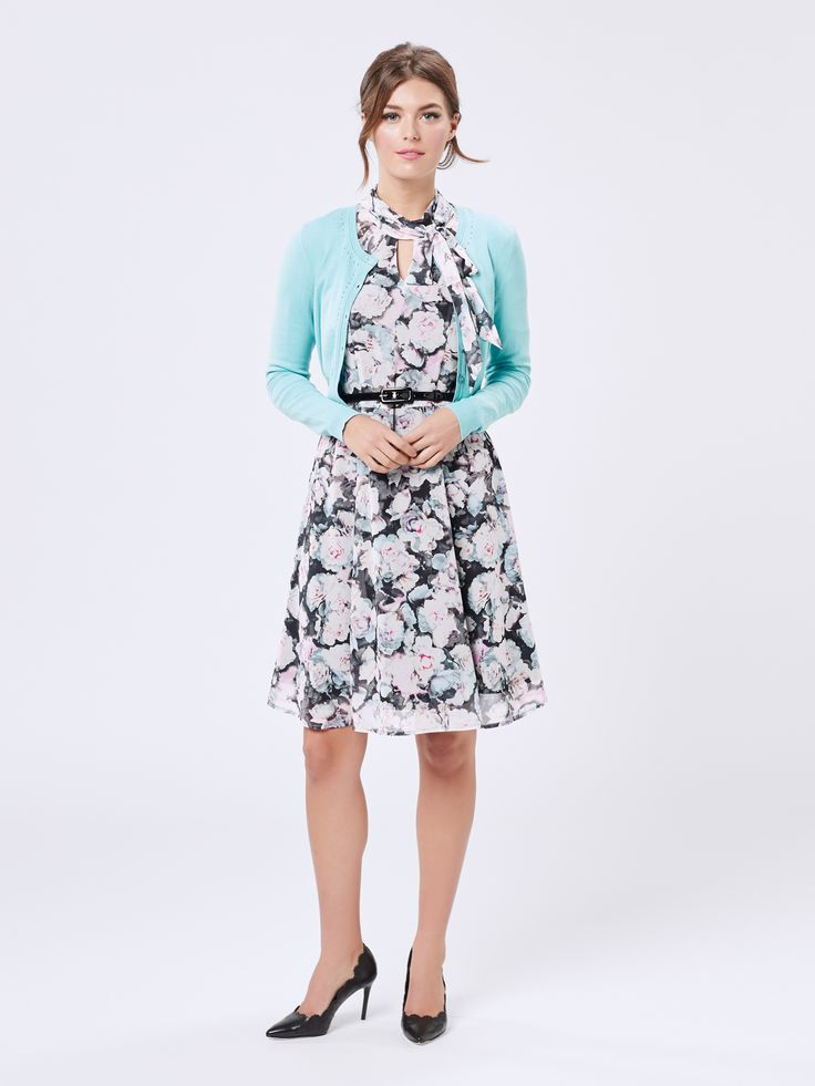 Maggie Long Sleeve Cardi | Cloud Nine Dress