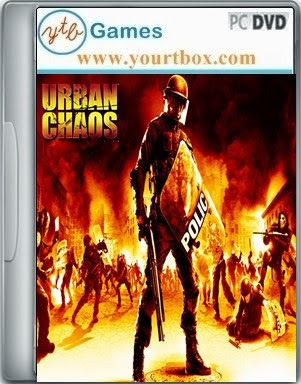 Urban Chaos Game - FREE DOWNLOAD - Free Full Version PC Games and Softwares