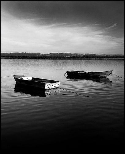 Two Boats | by angus clyne