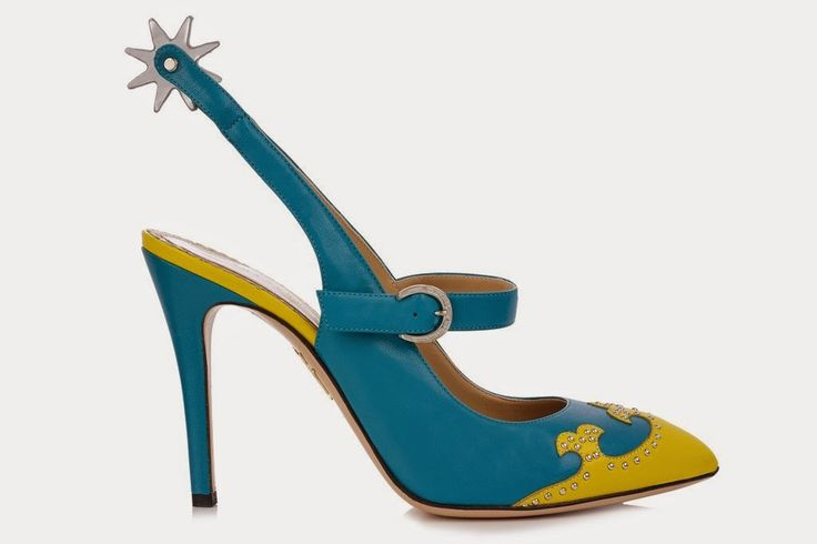Mis Queridas Fashionistas: Charlotte Olympia Spring/Summer 2015 accessories collection