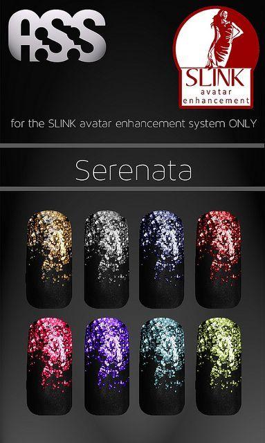 A: S: S – SLINK Nagellieferanten – Serenata – #appliers #ASS #nail #Serenata #Slink   – Vinterhatt