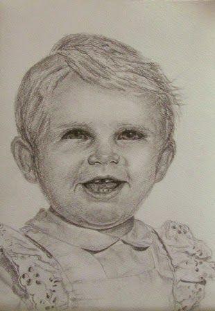 Reynel Kruger Fine Art: Little darling 2