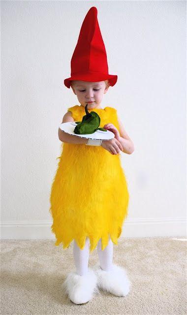 Sam I Am - 25 Best DIY Halloween Costumes for Girls