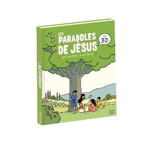 Les paraboles de Jésus en BD: Jean-François Kieffer