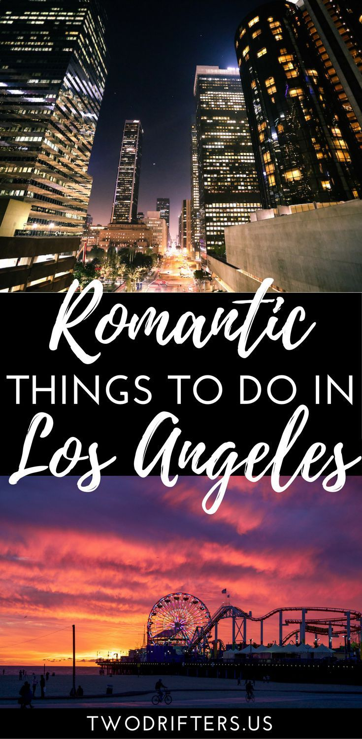 Unique dating ideas los angeles