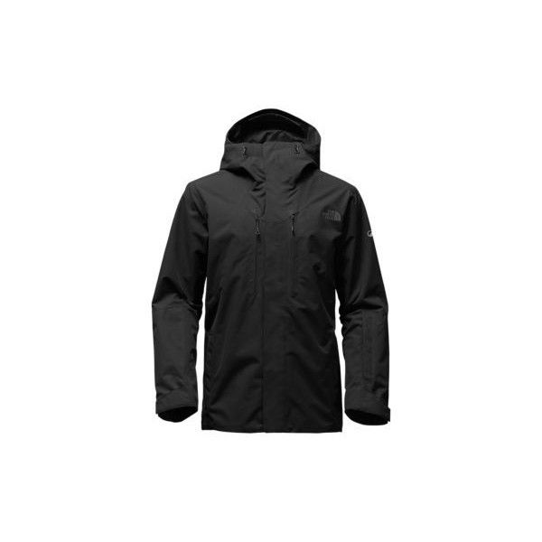 The North Face Men's Nfz Jacket ($349) ❤ liked on Polyvore featuring men's fashion, men's clothing, men's outerwear, men's jackets, black, mens weatherproof jacket, mens jackets and the north face mens jackets