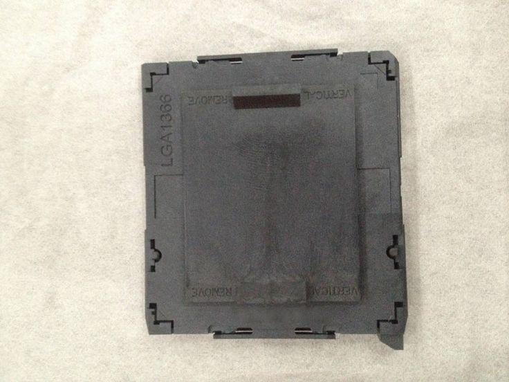 Motherboard LGA 1366 CPU BGA Soldering Socket with Tin Balls