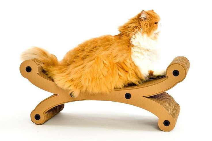 Purrfect Lounge $99.95  AVAILABLE @ WWW.LAZYCATSTORE.COM