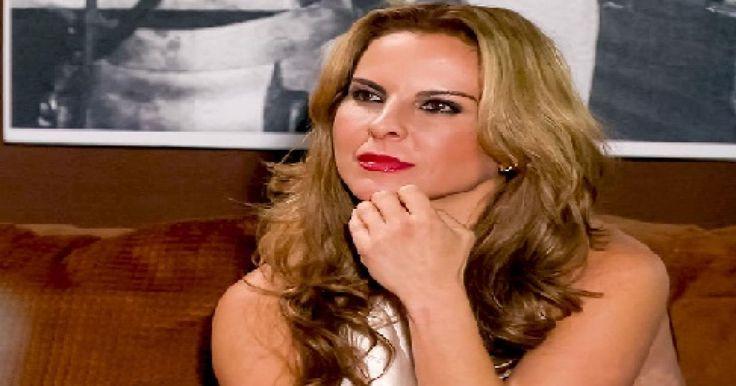 La actriz mexicana Kate del Castillo, rompe el silencio y por fin habla sobre lo sucedido en su encuentro con el narcotraficante Joaquín 'El Chapo' Guzmán.