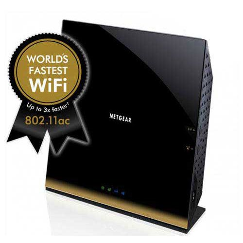 R6300 the world fastest router