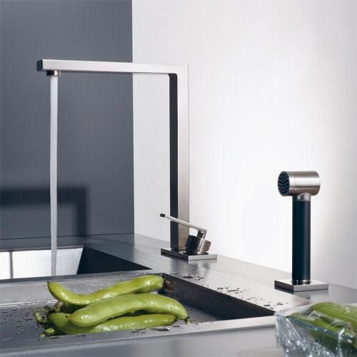 Awesome Contemporary Kitchen u Bar Faucet from Dornbracht