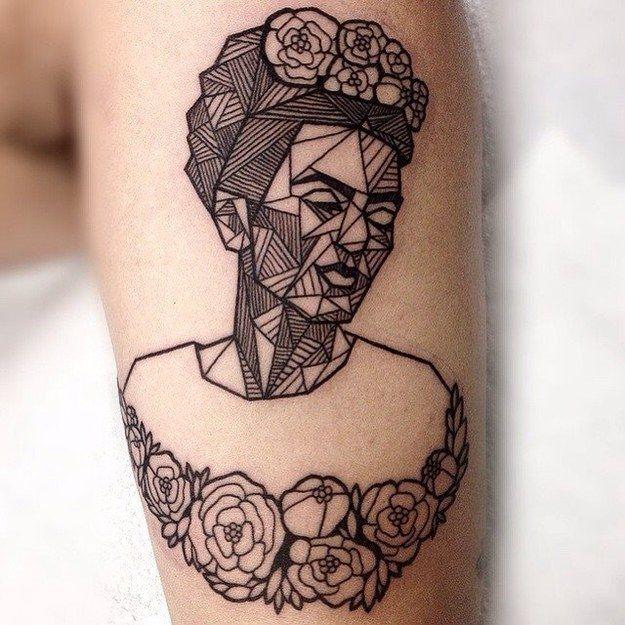 Tatuajes inspirados en artistas