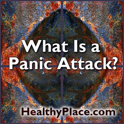 """""""What is a panic attack? Get a detailed description of a panic attack plus discover the difference between anxiety and panic attacks."""