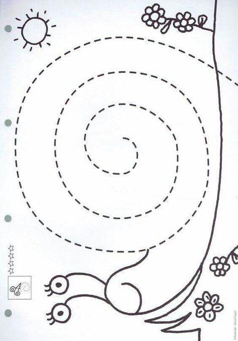 boyama preescolar arbeitsblatt f r kinder im vorschulalter arbeitsbl tter kindergarten und. Black Bedroom Furniture Sets. Home Design Ideas