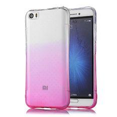 tpu hard case for xiaomi 5 m5 mi5 (pink)