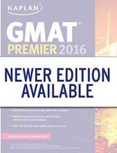 Kaplan GMAT Premier 2016 with 6 Practice Tests: Book  Online  DVD  Mobile Pap/Psc/Dv Edition free download by Kaplan ISBN: 9781625231352 with BooksBob. Fast and free eBooks download.  The post Kaplan GMAT Premier 2016 with 6 Practice Tests: Book  Online  DVD  Mobile Pap/Psc/Dv Edition Free Download appeared first on Booksbob.com.