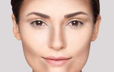 Gesicht konturieren mit Camouflage Make-up: Modellieren