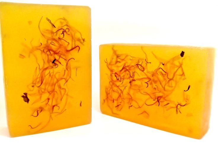 COME FARE IL SAPONE TRASPARENTE - How to Make Translucent Soap