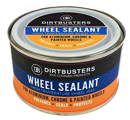 From 11.99 Dirtbusters Wheel Wax Sealant High Temperature Synthetic Wax For Alloy Wheels Rims Ultimate Protection And Shine 150g
