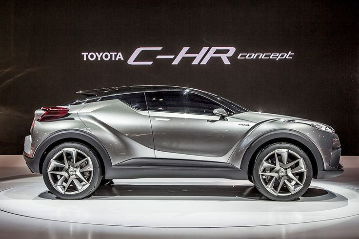 Toyota Global Site | The 44th Tokyo Motor Show 2015 | Toyota C-HR Concept