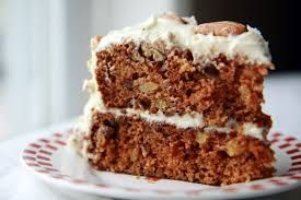 Carrot Cake - Nells Old Fashion Recipes